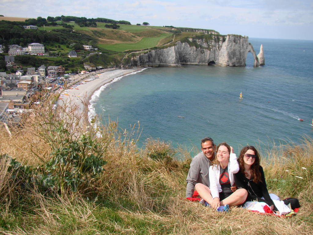 Étretat - Dicas de onde ir nas férias de julho na Europa