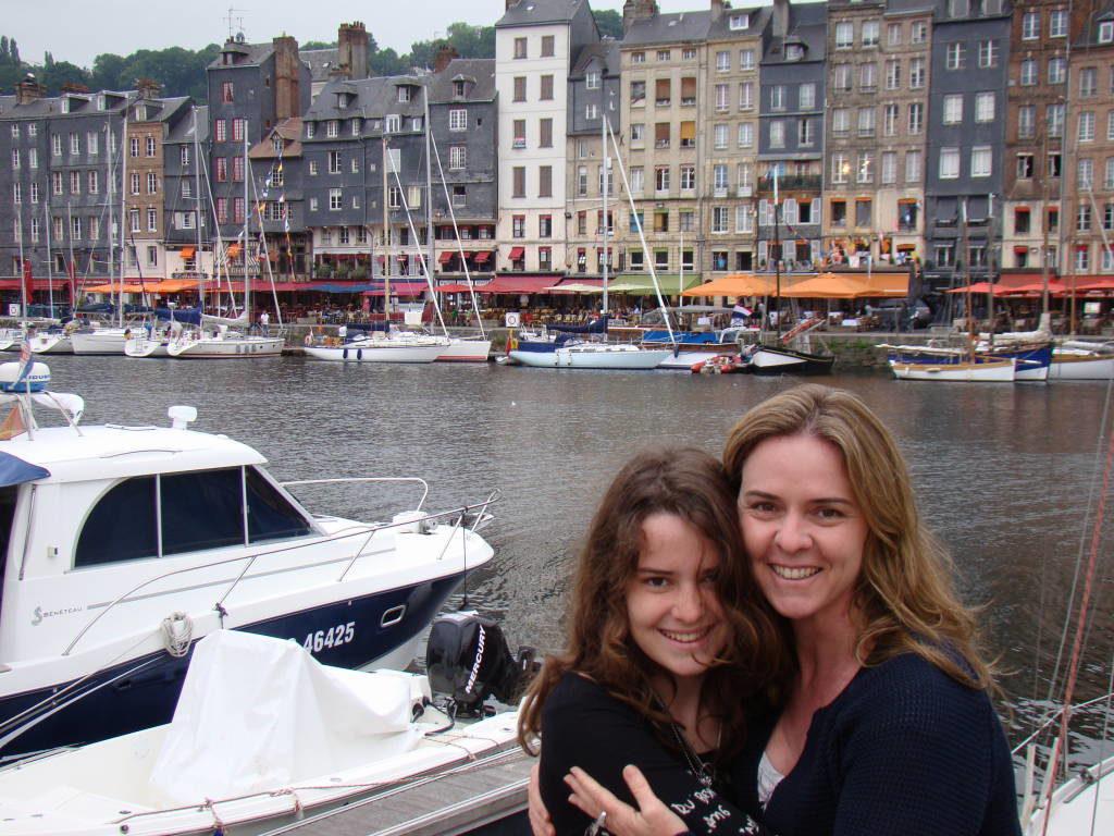 Atrações de Honfleur na Normandia -Para onde viajar em julho na Europa