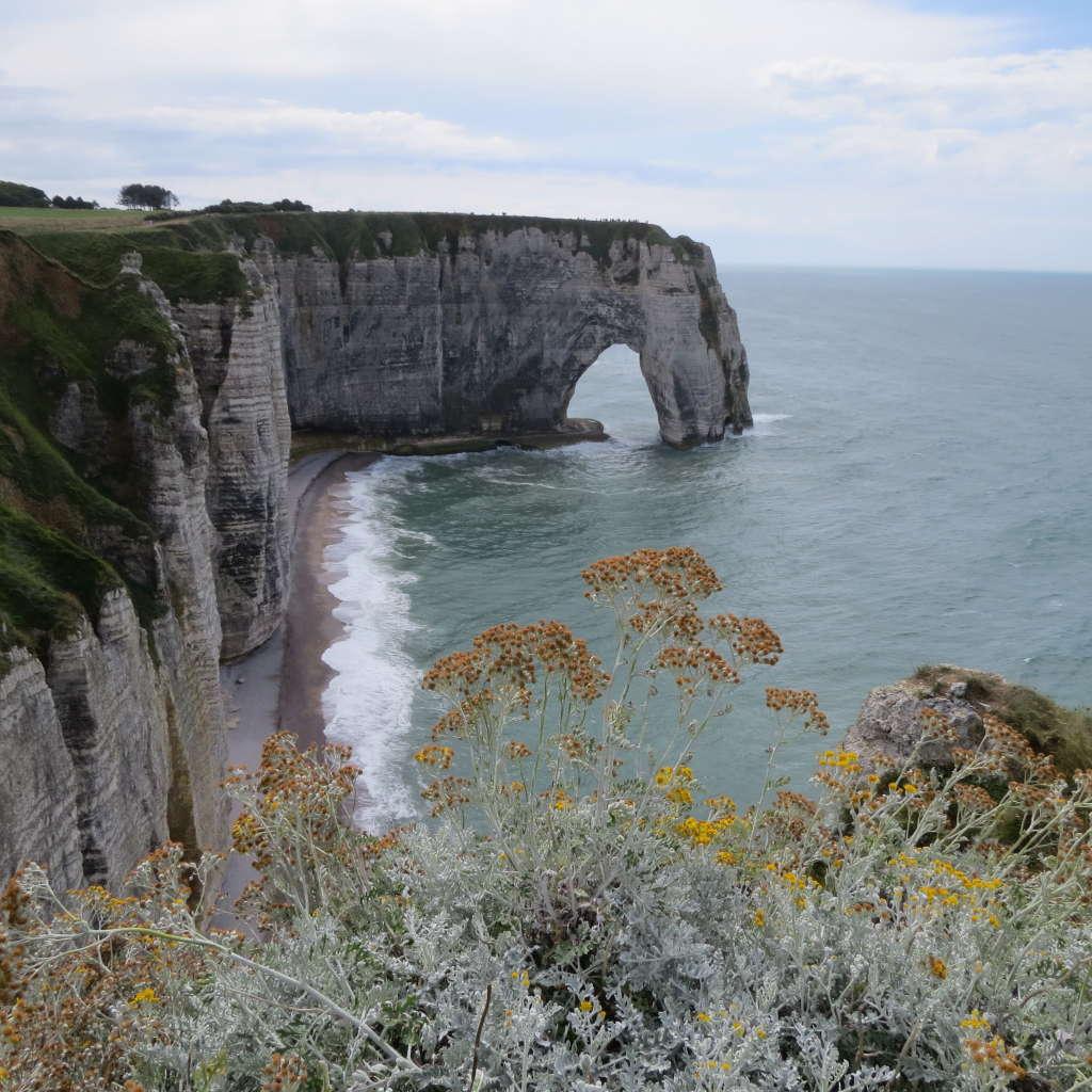 Dicas de Étretat - As mais belas falésias da França