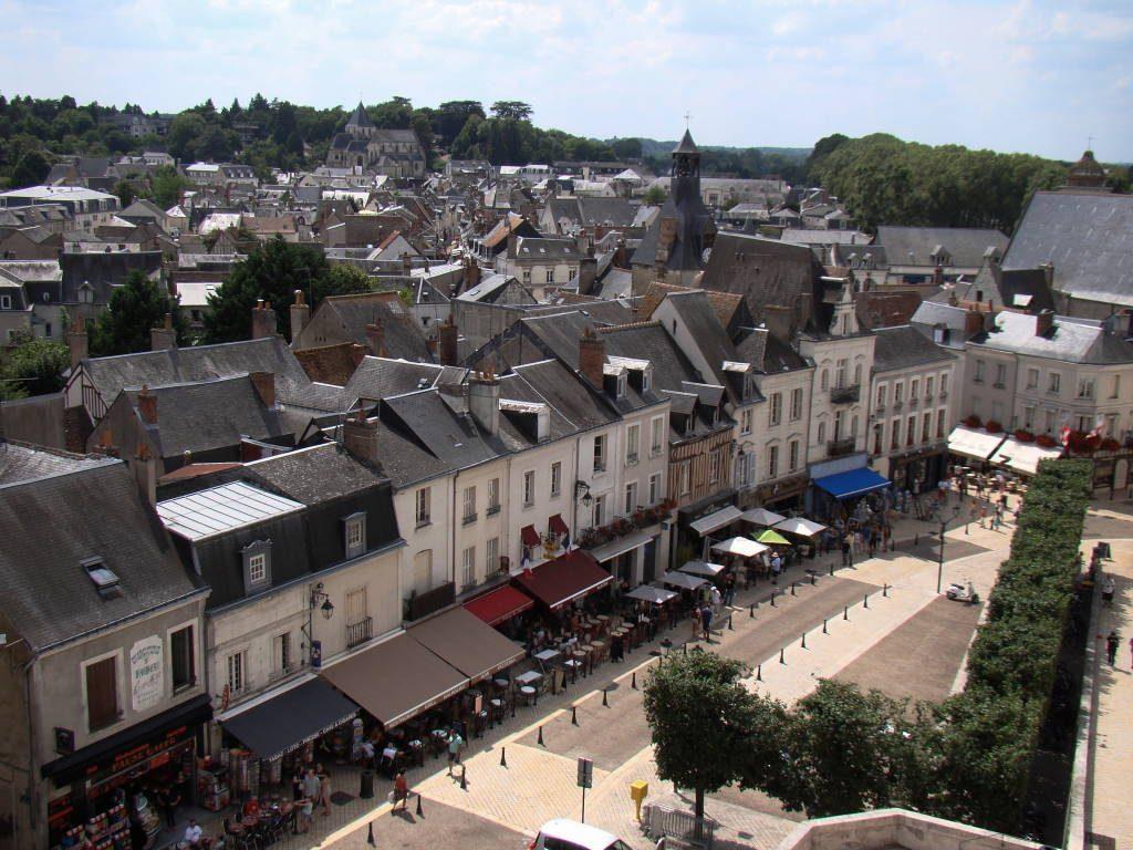 Castelo d'Amboise - Castelos na França - Os 5 Top no Vale do Loire