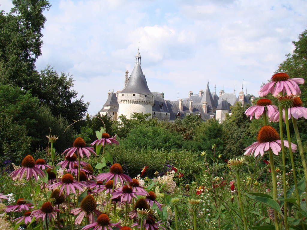 Castelo de Chaumont - Castelos na França - Os 5 Top no Vale do Loire