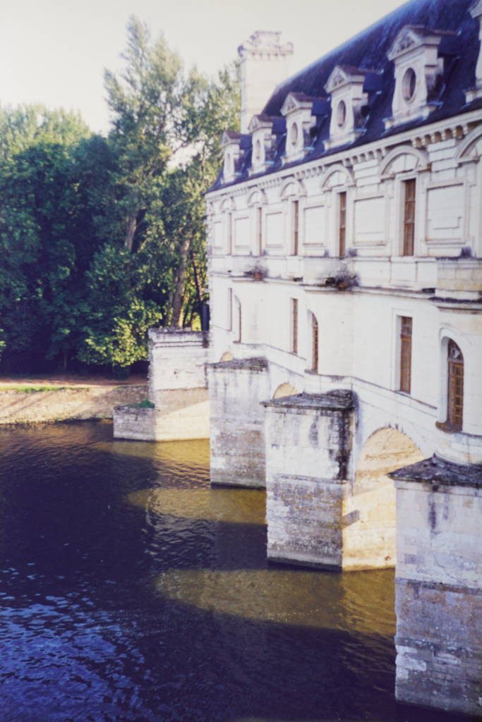 Castelo de Chenonceau - Castelos na França - Os 5 Top no Vale do Loire