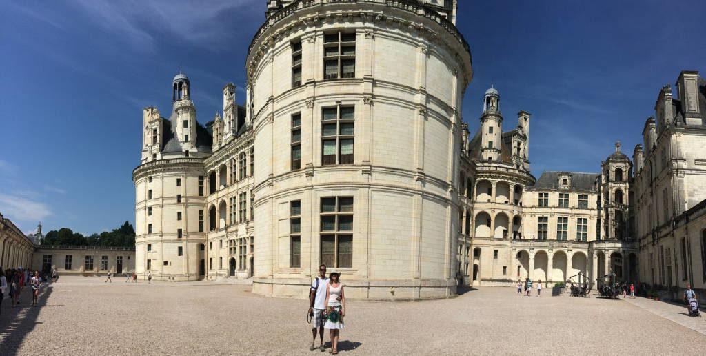 Le Café D'Orleans no Castelo de Chambord - Castelos na França - Os 5 Top no Vale do Loire