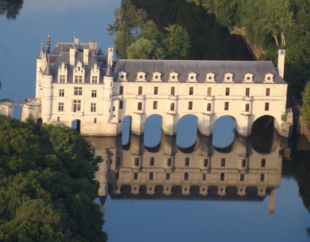 Passeio de Balão no Vale do Loire