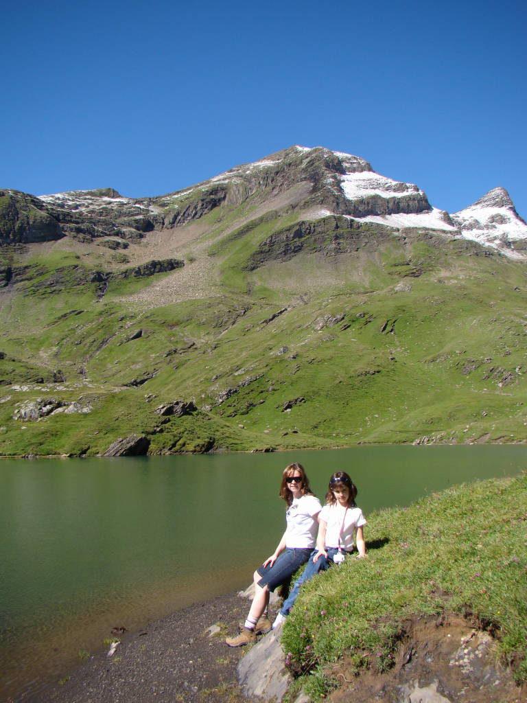 Trilha Grindelwald First até o Bachalpsee