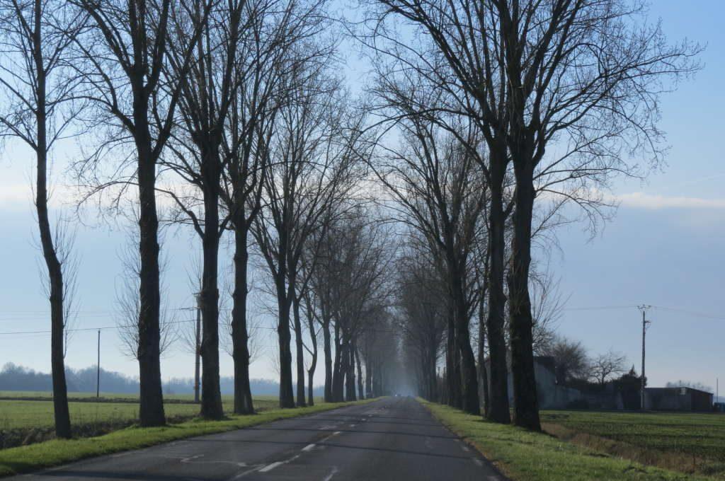 Estrada Paris/Chartres
