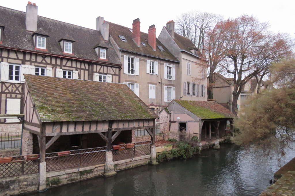 Rue de la Tannerie - O que fazer em Chartres França- Passeio perto de Paris