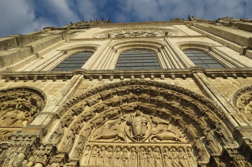 Catedral - O que fazer em Chartres França- Passeio perto de Paris