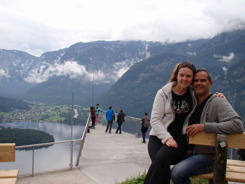 Skywalk - Hallstatt Áustria - Atrações e Dicas