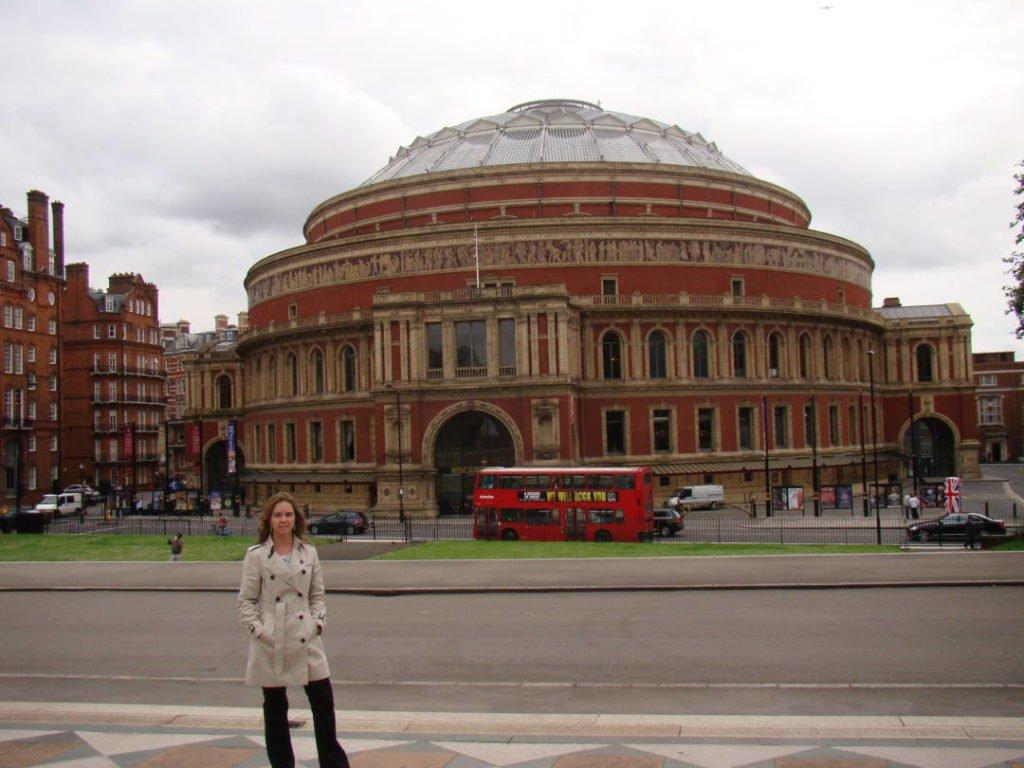 Royal Albert Hall - Parques em Londres que valem a visita!