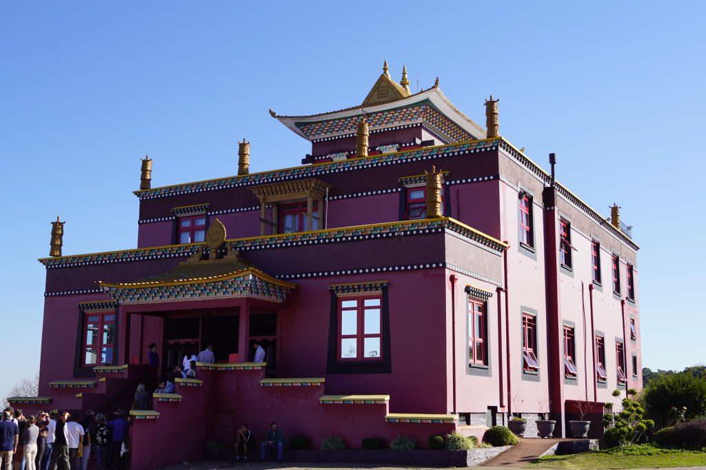 Passeio ao Templo Budista em Três Coroas RS