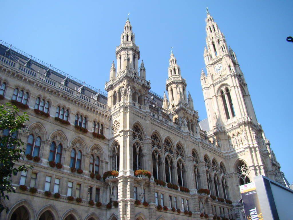Prefeitura - O que fazer em Viena Áustria