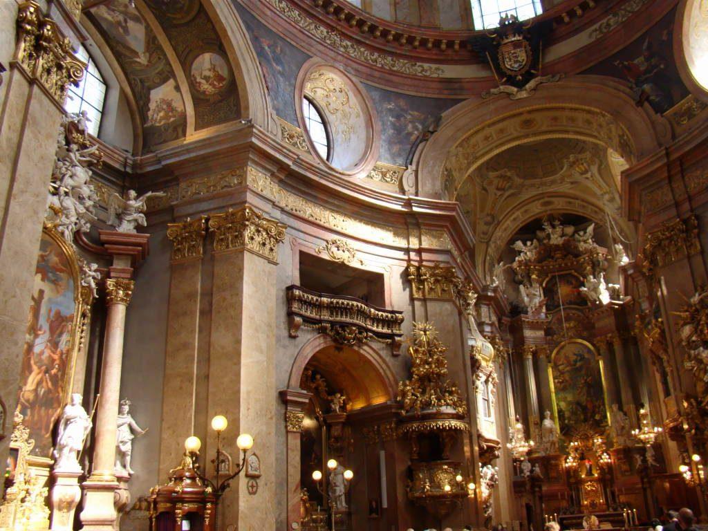 St.Peter's Church - O que fazer em Viena Áustria