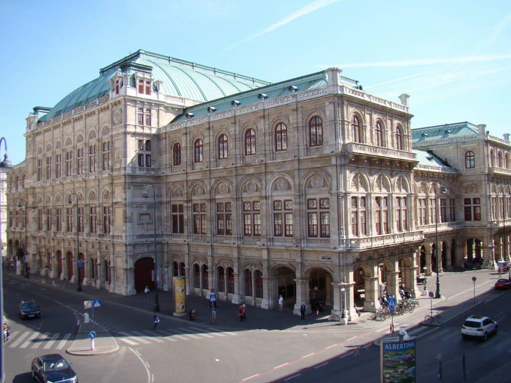Ópera - O que fazer em Viena Áustria
