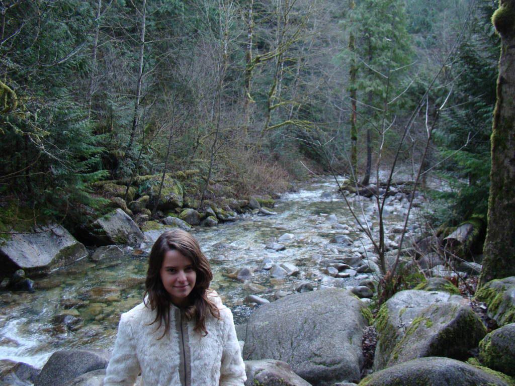 Shannon Falls - O que fazer em Whistler Canadá além de esquiar