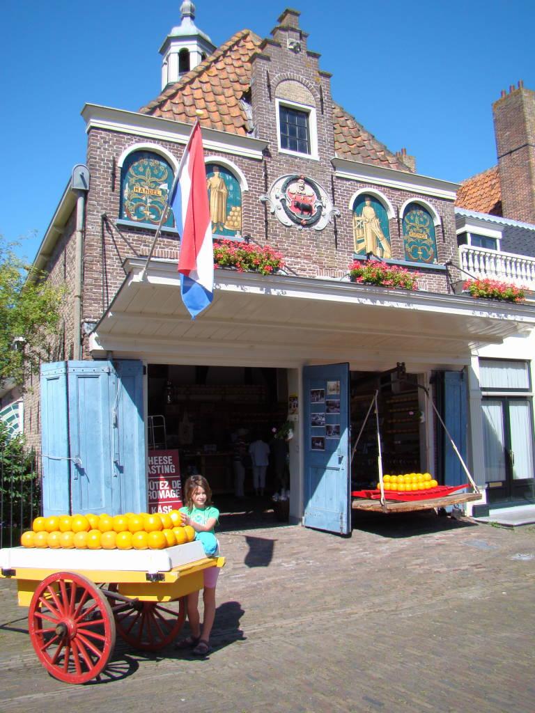 Edam - Roteiro o que fazer em Amsterdam em 3, 4, 5 ou 6 dias!