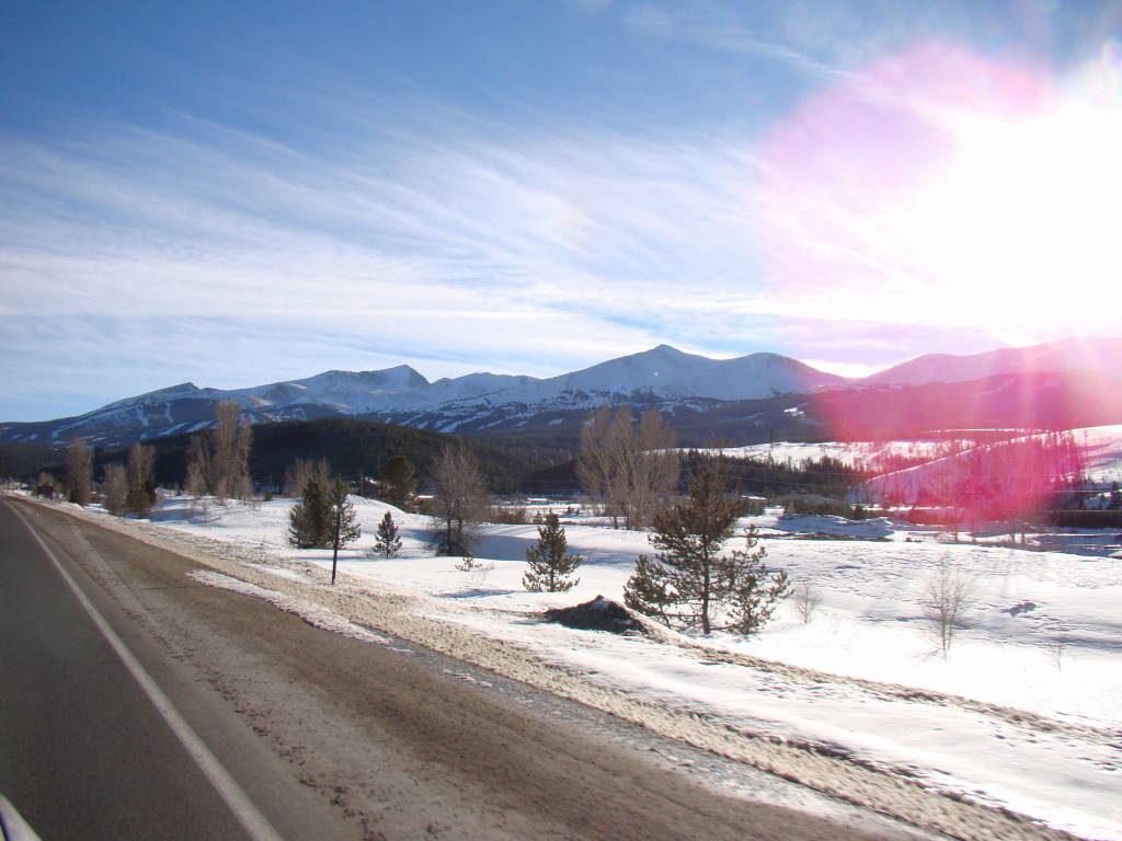 Ski na neve? Breckenridge  Colorado EUA!