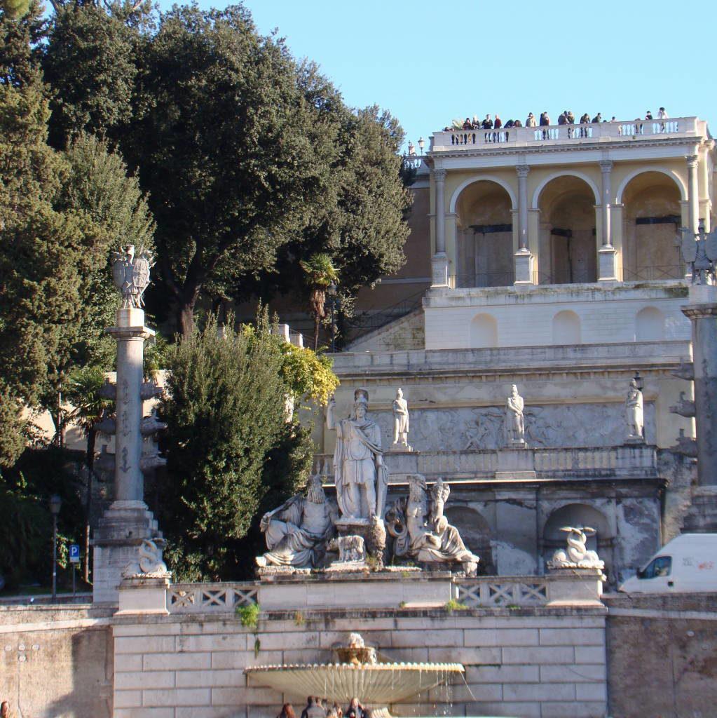 Piazza del Popolo - Pontos Turísticos de Roma - O que fazer em 3 dias