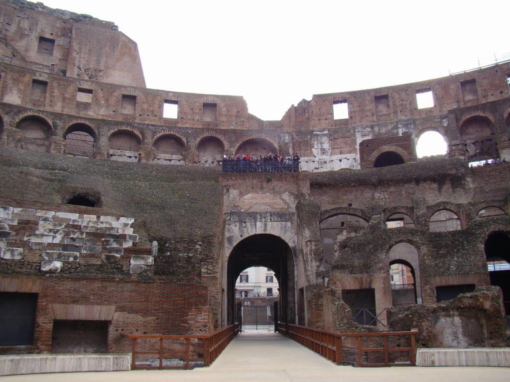 Coliseu - Pontos Turísticos de Roma - O que fazer em 3 dias