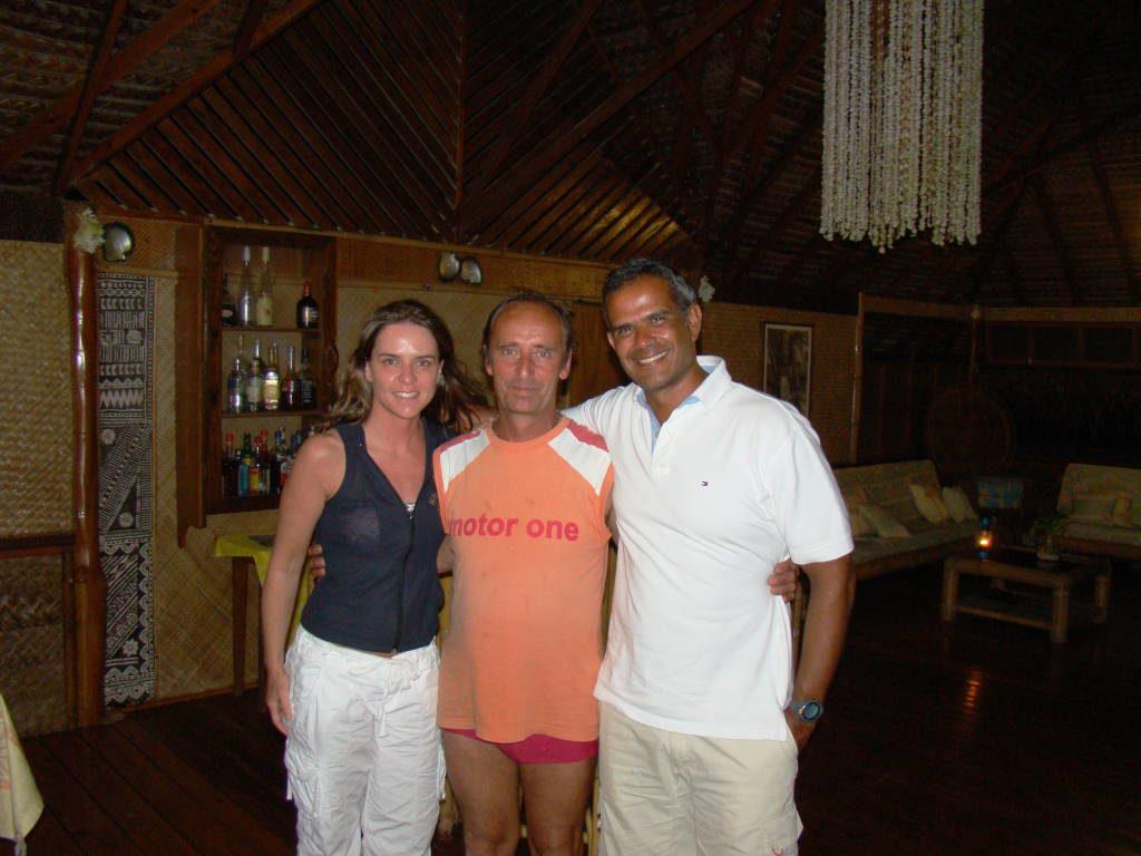 Receita Típica de Tartare de Atum da Polinésia Francesa
