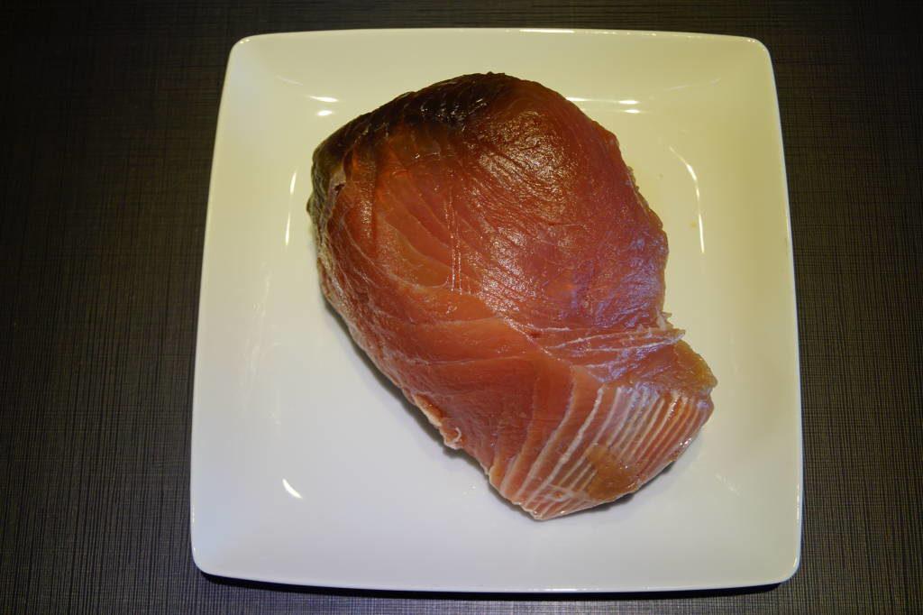 Típica Receita de Tartare de Atum da Polinésia Francesa