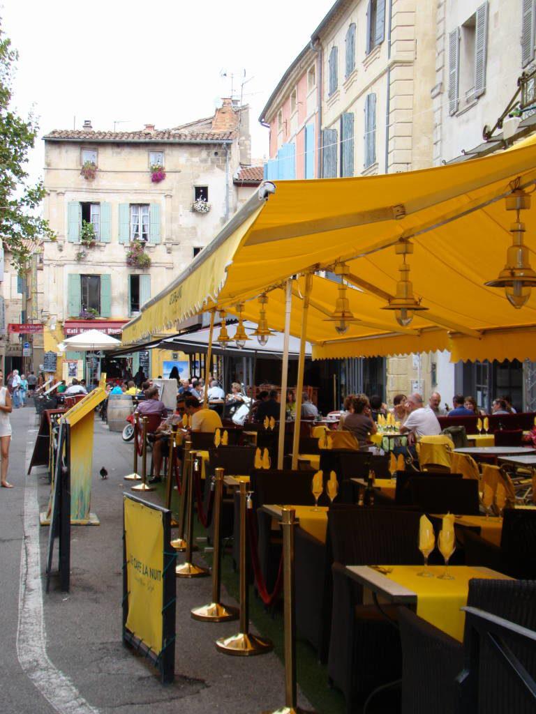 Café de la Nuit - Arles França no Natal - Pontos Turísticos e Programação