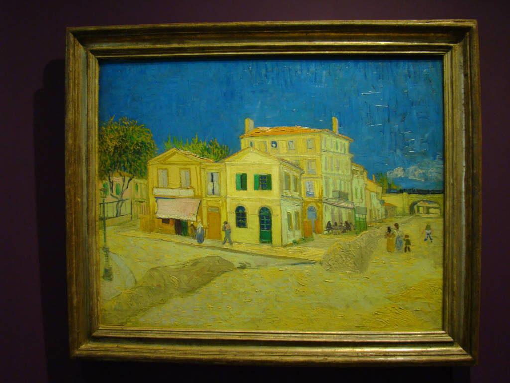 A Casa Amarela de Van Gogh - Arles França no Natal - Pontos Turísticos e Programação