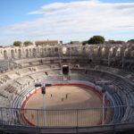 Anfiteatro - Natal em Arles França