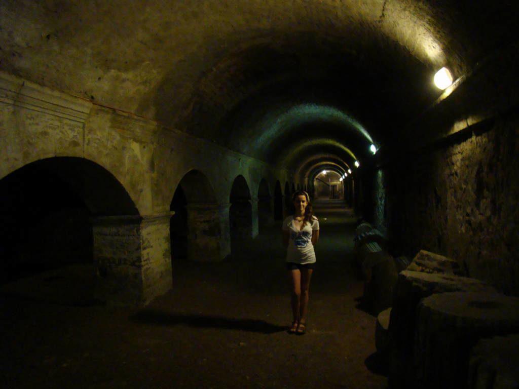 Les Cryptoportiques - Arles França no Natal - Pontos Turísticos e Programação