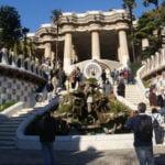 Escadaria do Dragão - O que fazer em Barcelona