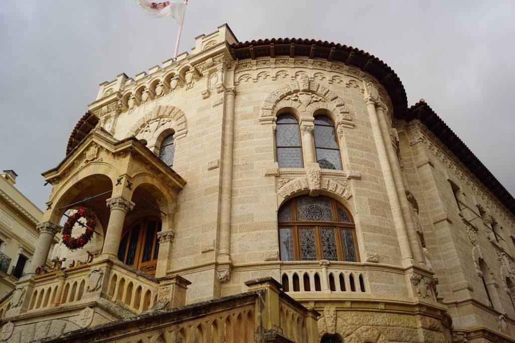 Palácio de Justiça - O que fazer em Mônaco França