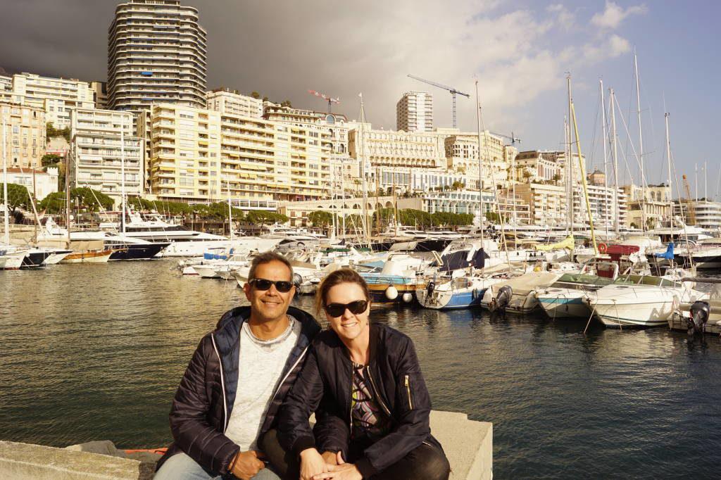 Mônaco - Sul da França
