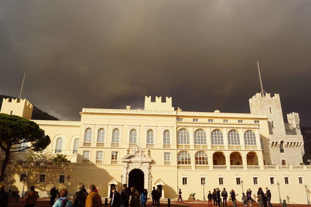 Palácio dos Príncipes - O que fazer em Mônaco França
