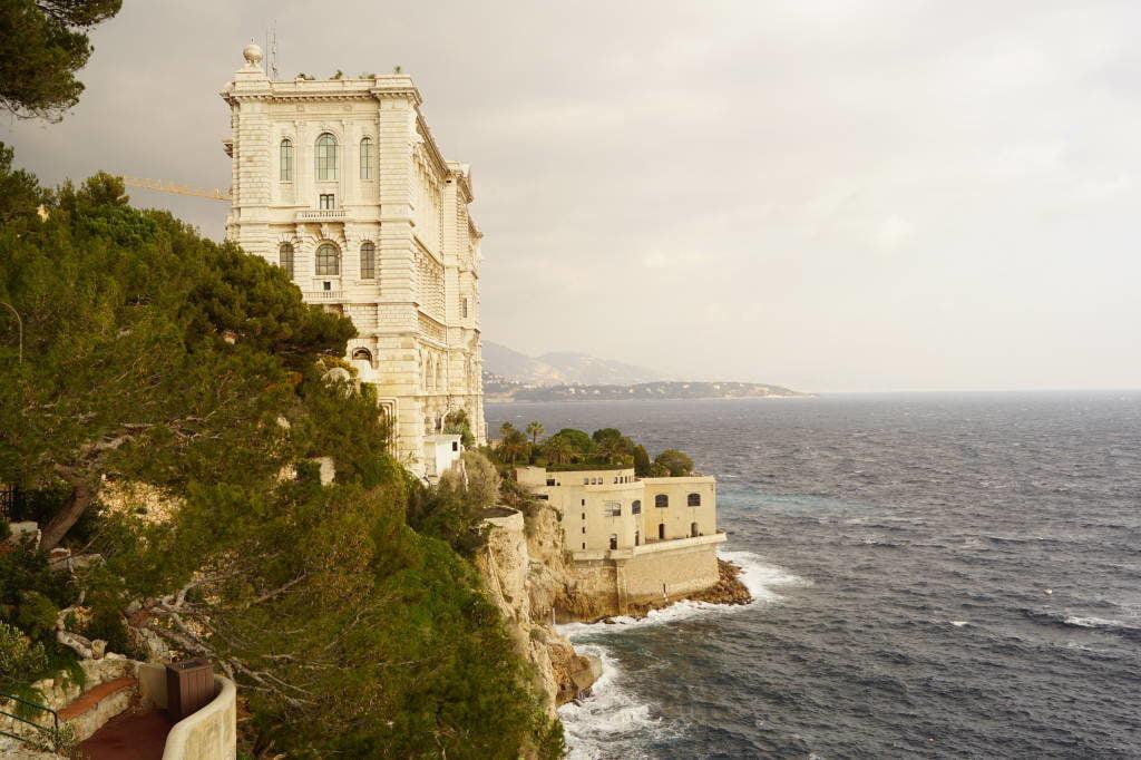 Museu Oceanográfico - O que fazer em Mônaco França