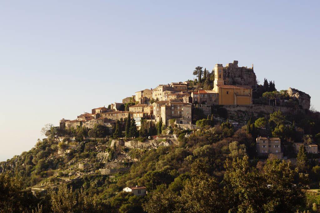 Èze - Sul da França: Mônaco, Nice e muito mais!