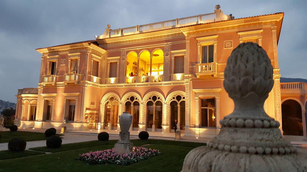 Villa Ephrussi de Rothschild - Sul da França