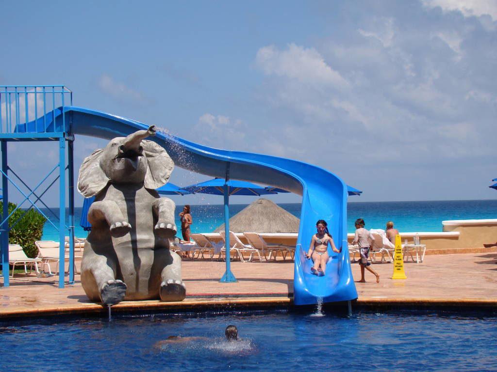 Hotel Ritz Carlton - O que fazer em Cancun México