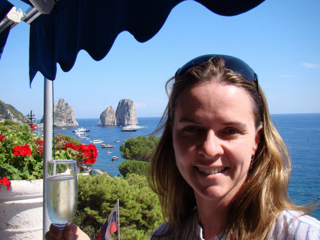 Melhor passeio de barco na Ilha de Capri Itália
