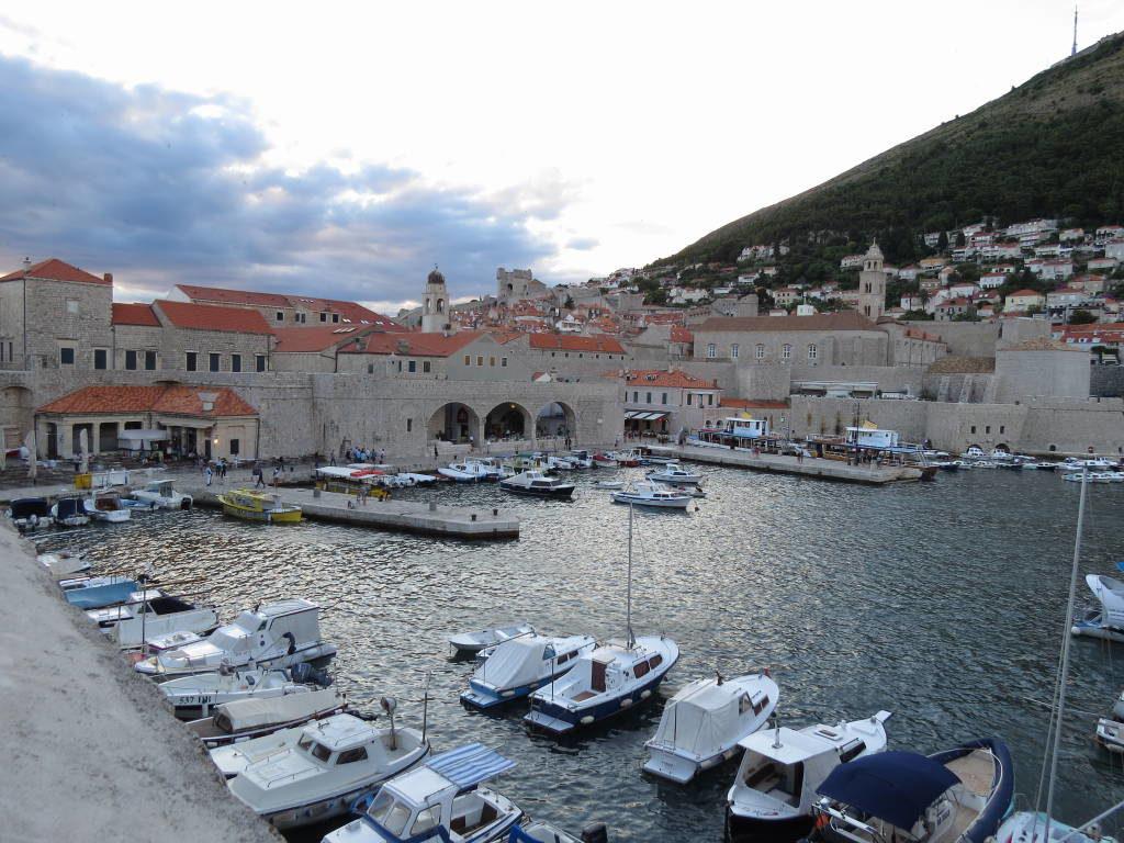Porto da Cidade Antiga