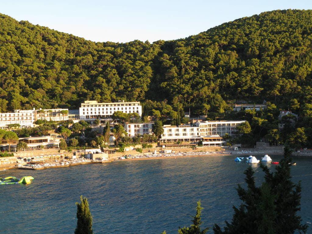 Bellevue Beach - O que fazer em Dubrovnik Croácia