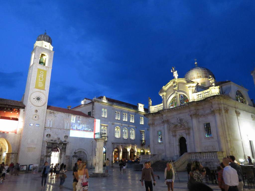 Igreja de Saint Blaise - O que fazer em Dubrovnik Croácia