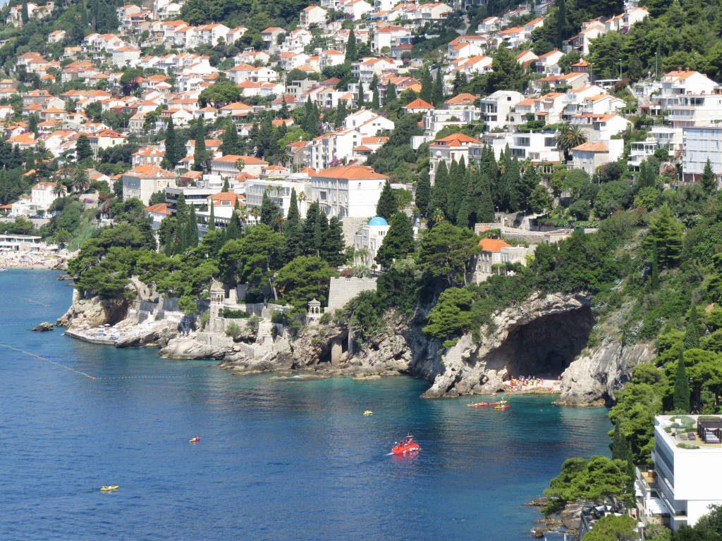 Passeio de Caiaque - O que fazer em Dubrovnik Croácia
