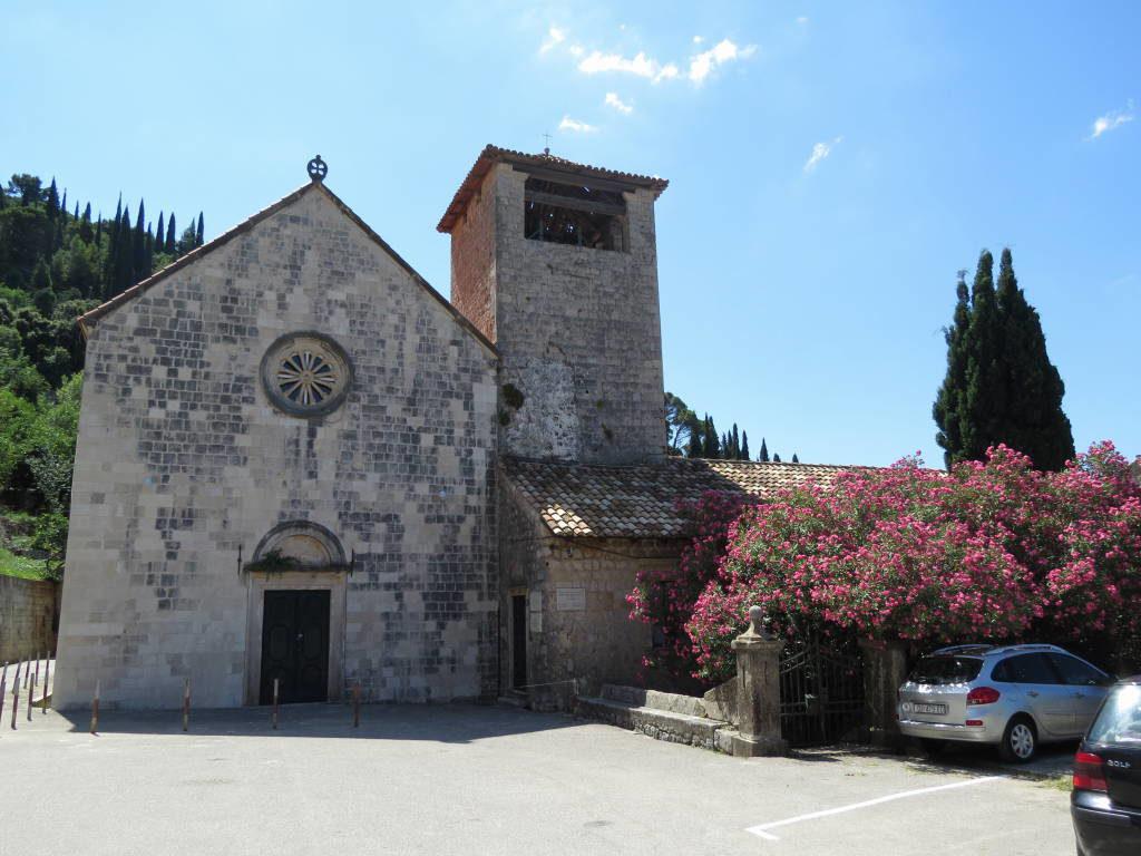 Igreja Sveti Jacov - O que fazer em Dubrovnik Croácia