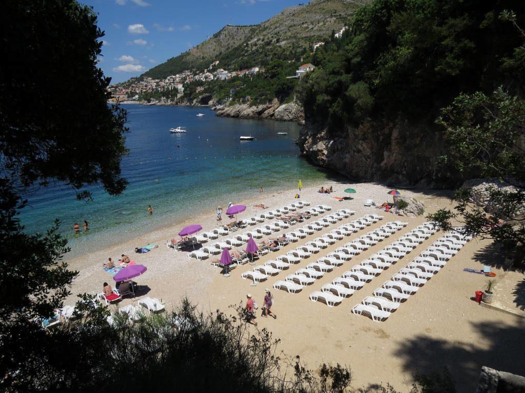 Praia Sveti Jacov - O que fazer em Dubrovnik Croácia