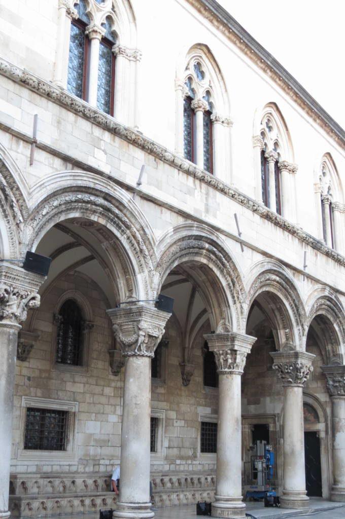 Rector's Palace - O que fazer em Dubrovnik Croácia