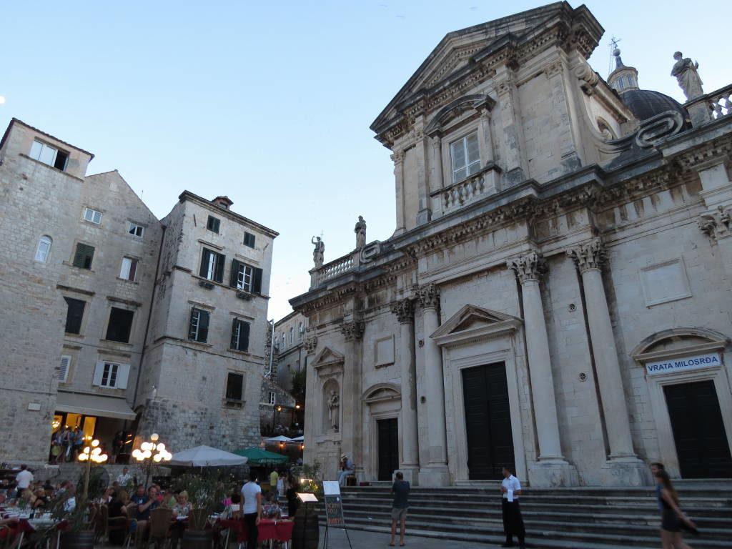 Catedral - O que fazer em Dubrovnik Croácia