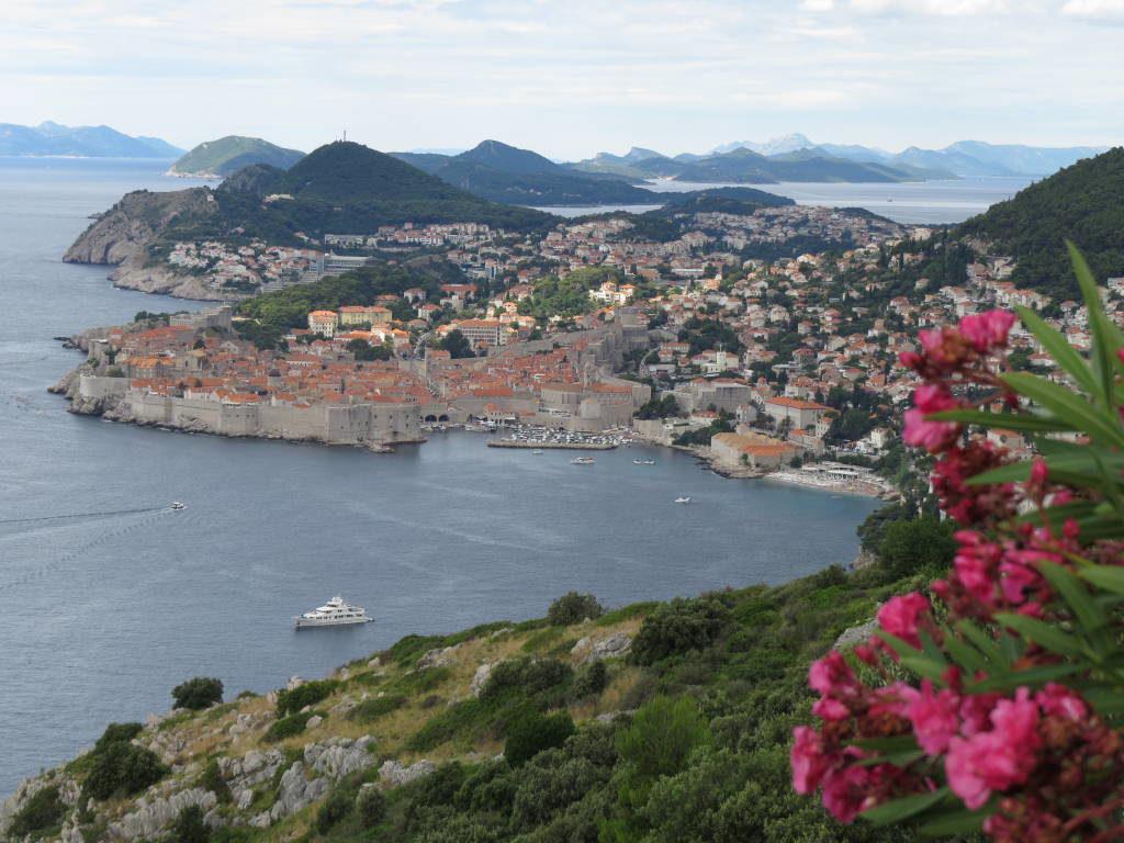 Belvedere - O que fazer em Dubrovnik Croácia