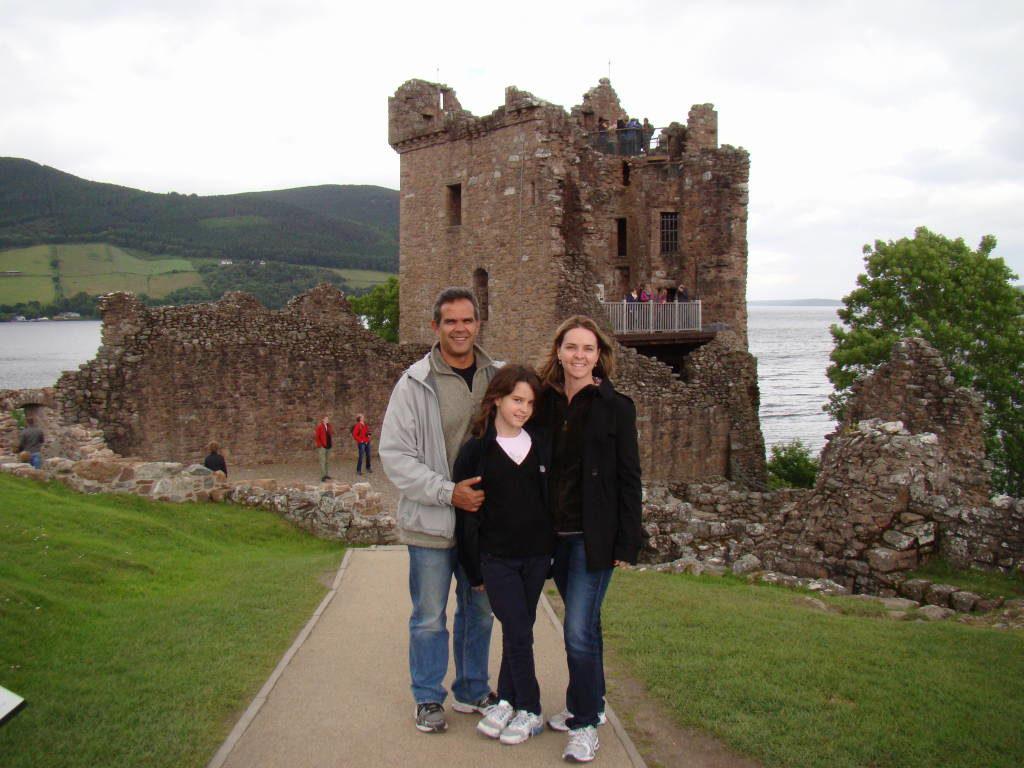 Castelo de Urquhart e Lago Ness - O que fazer na escócia - Highlands Escocesas