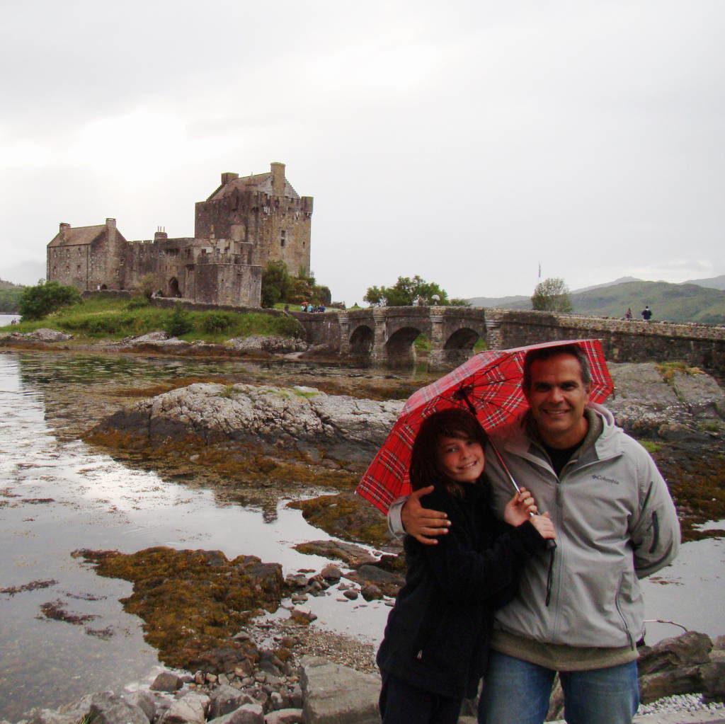 Castelo Eilean Donan - O que fazer na Escócia - Highlands Escocesas