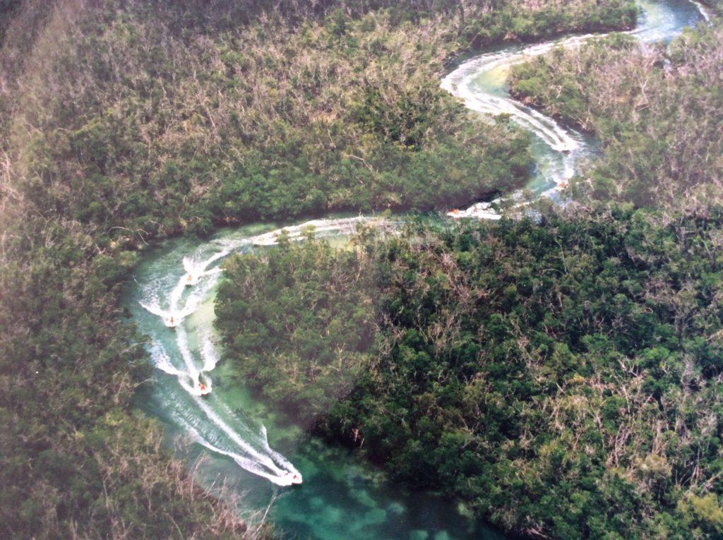 Jungle Tour- O que fazer em Cancun México